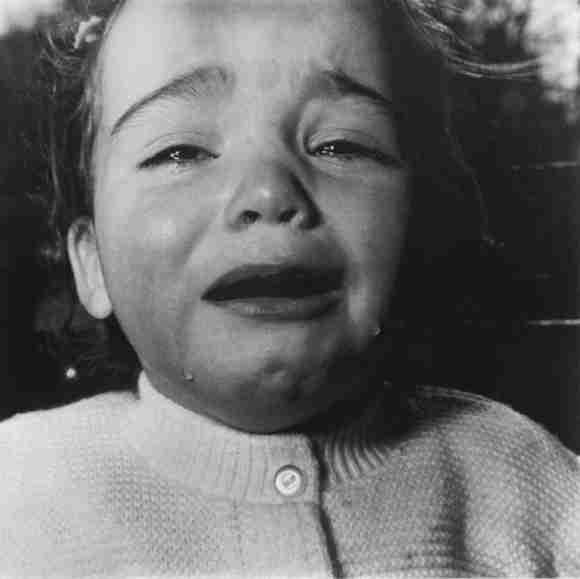pleurs d'enfant
