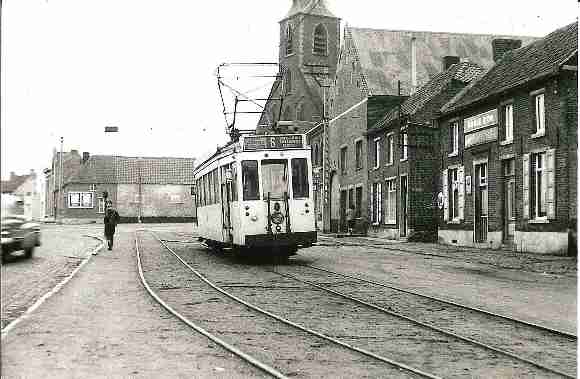 le tram 6